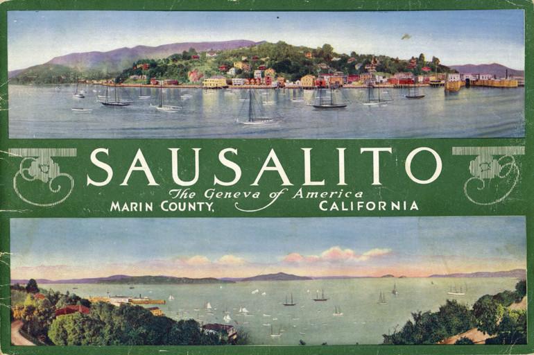 """Sausalito known as the """"Geneva of America"""""""