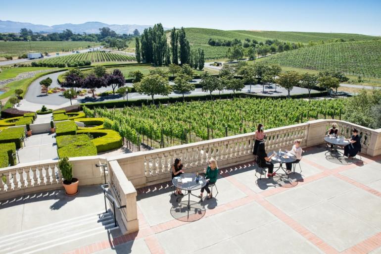 Domaine Carneros winery